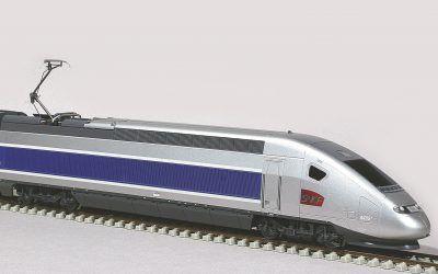 Amélioration du TGV POS Jouef