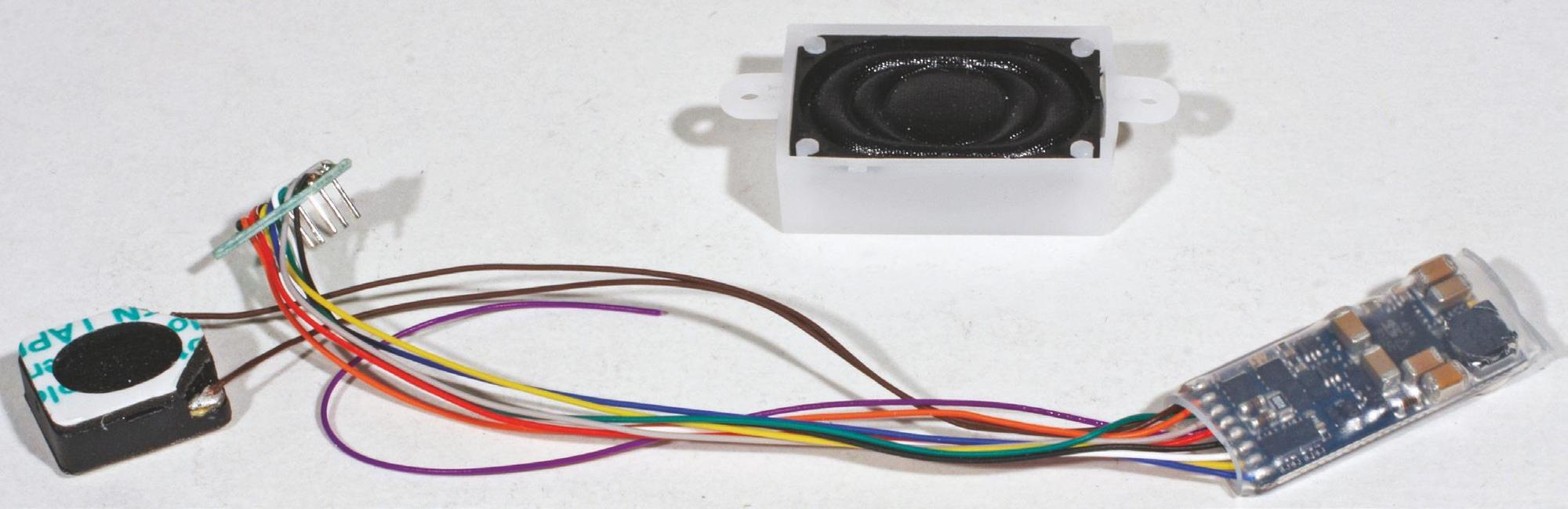 Décodeur sonore Loksound V4 ESU