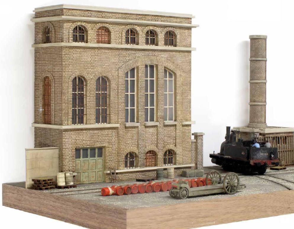 Un château industriel HF Kits Architecture