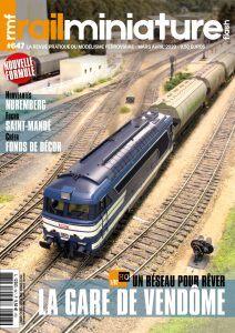 Couverture Rail Miniature Flash #647 - Mars / avril 2020