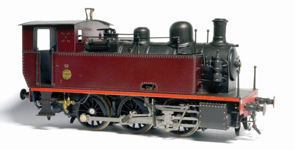 La 030 T Meuse d'AMF87