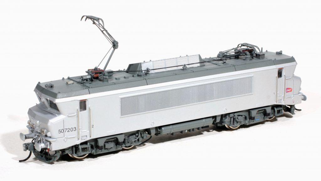 La BB 7203 : « Fantôme » de la BB 7201 Roco, une renaissance pour ce modèle de près de 40 ans !