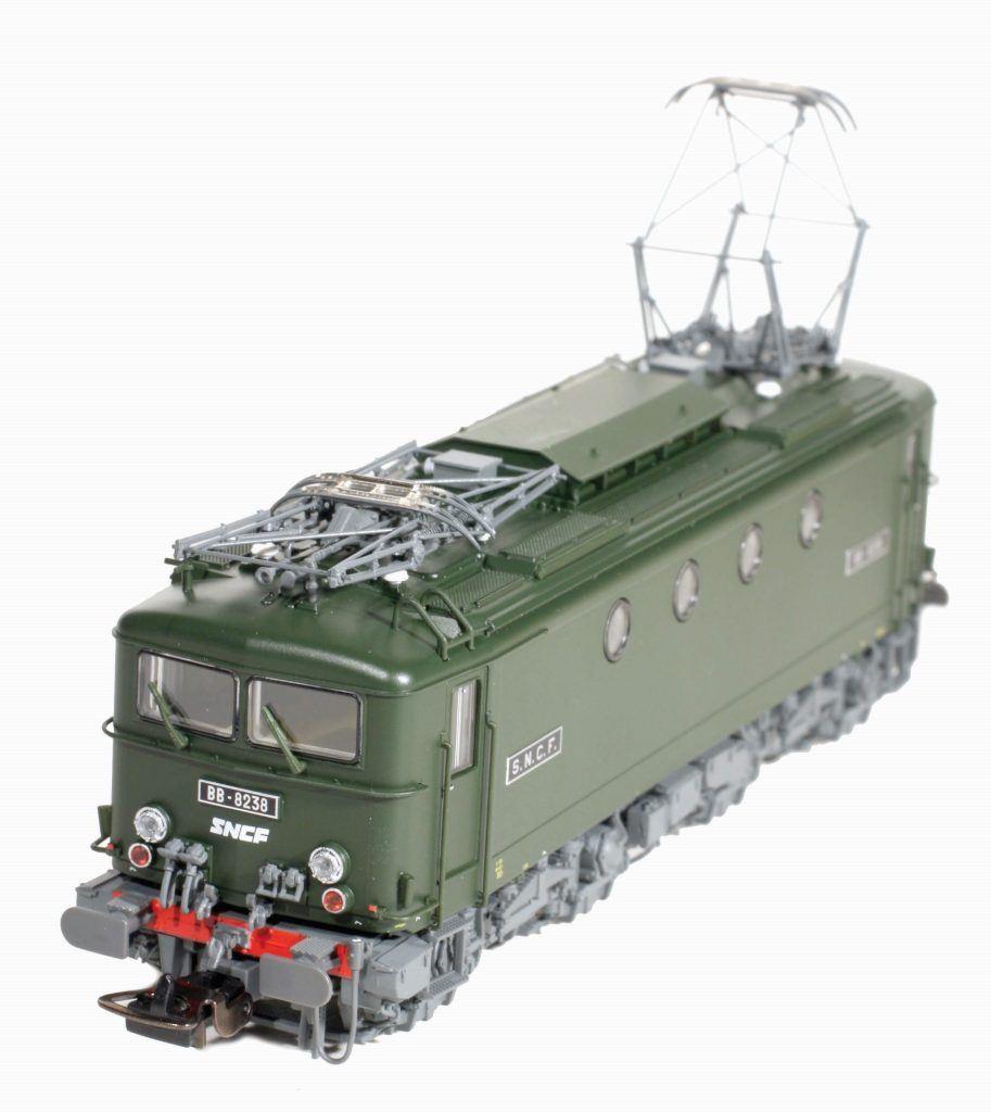 La BB 8238 de PIKO et T2M