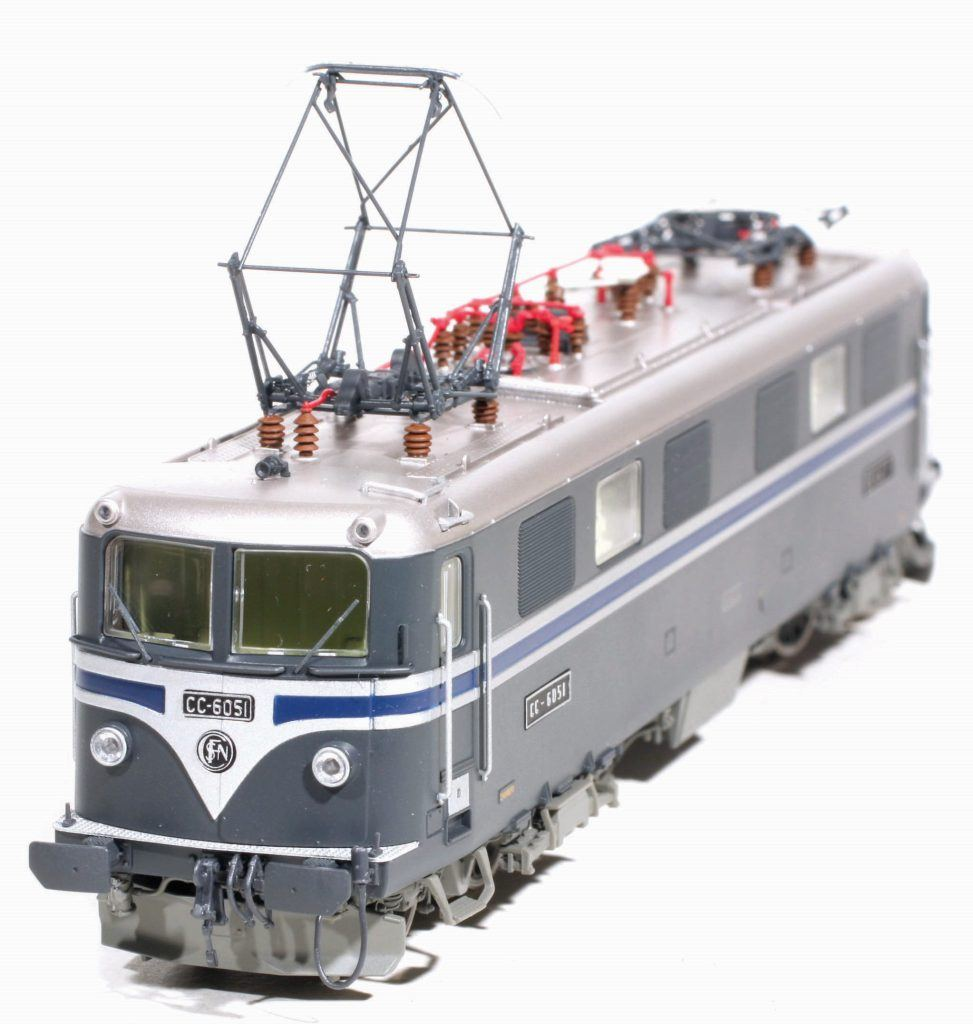 La CC 6051 de PIKO et T2M