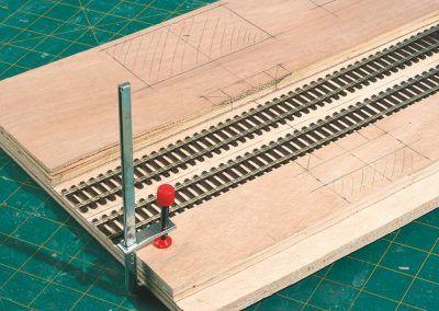 3-Les quais sont fi xés ou non selon l'emplacement de la gare sur le réseau.