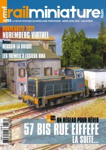 Couverture Rail Miniature Flash 653