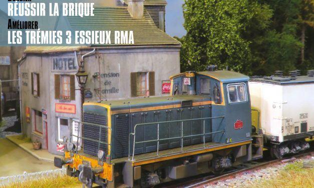 Rail Miniature Flash #653 – Mars / avril 2021