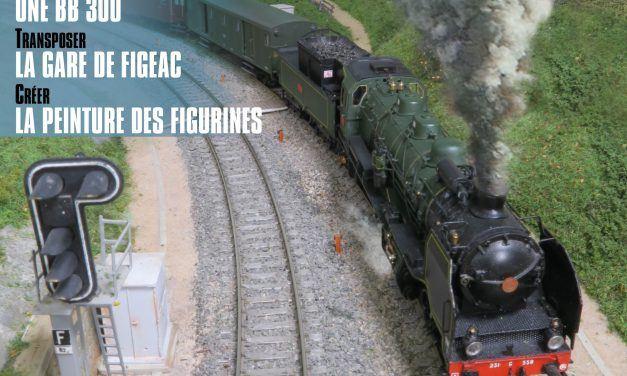 Rail Miniature Flash #655 – Juillet / Aout 2021