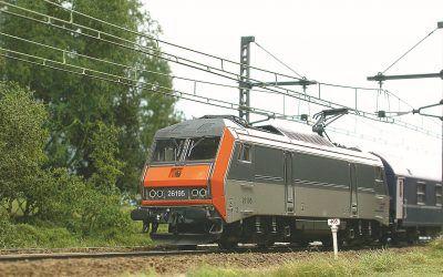 Au sud de Limoges, action au PK 405