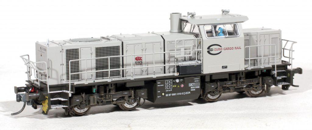 La BB G 1000 de Mehano : un nouvel engin moteur très intéressant !