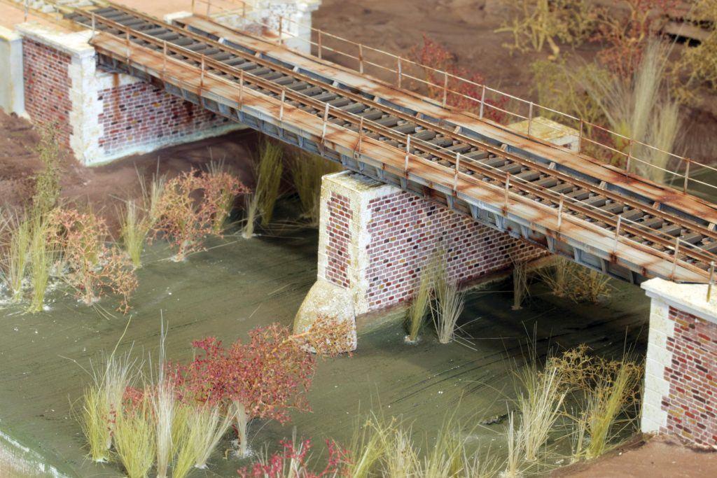 Piles et culées de pont : superstructure et ouvrage d'art